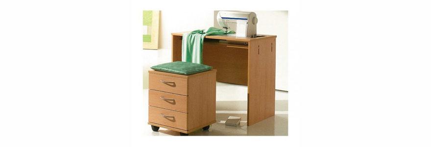 meubles de machines à coudre